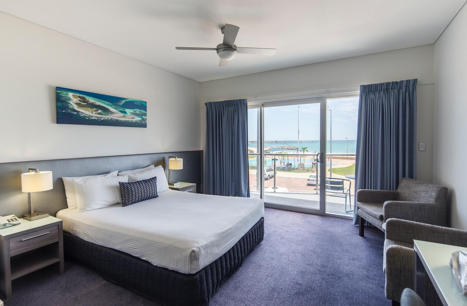 ocean view room ocean centre hotel geraldton