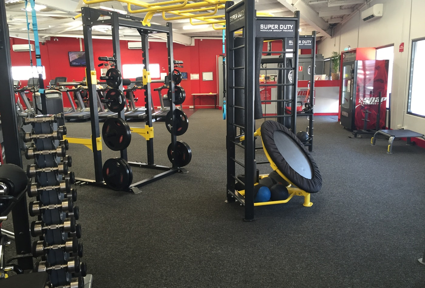 snap fitness geraldton 1